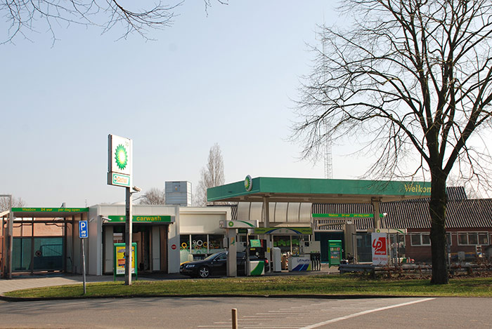 BP Tankstation